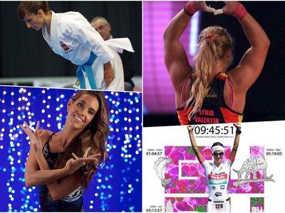 Triatlón, baloncesto, natación, golf, karate... Estos son los 21 mejores deportistas españoles de 2017