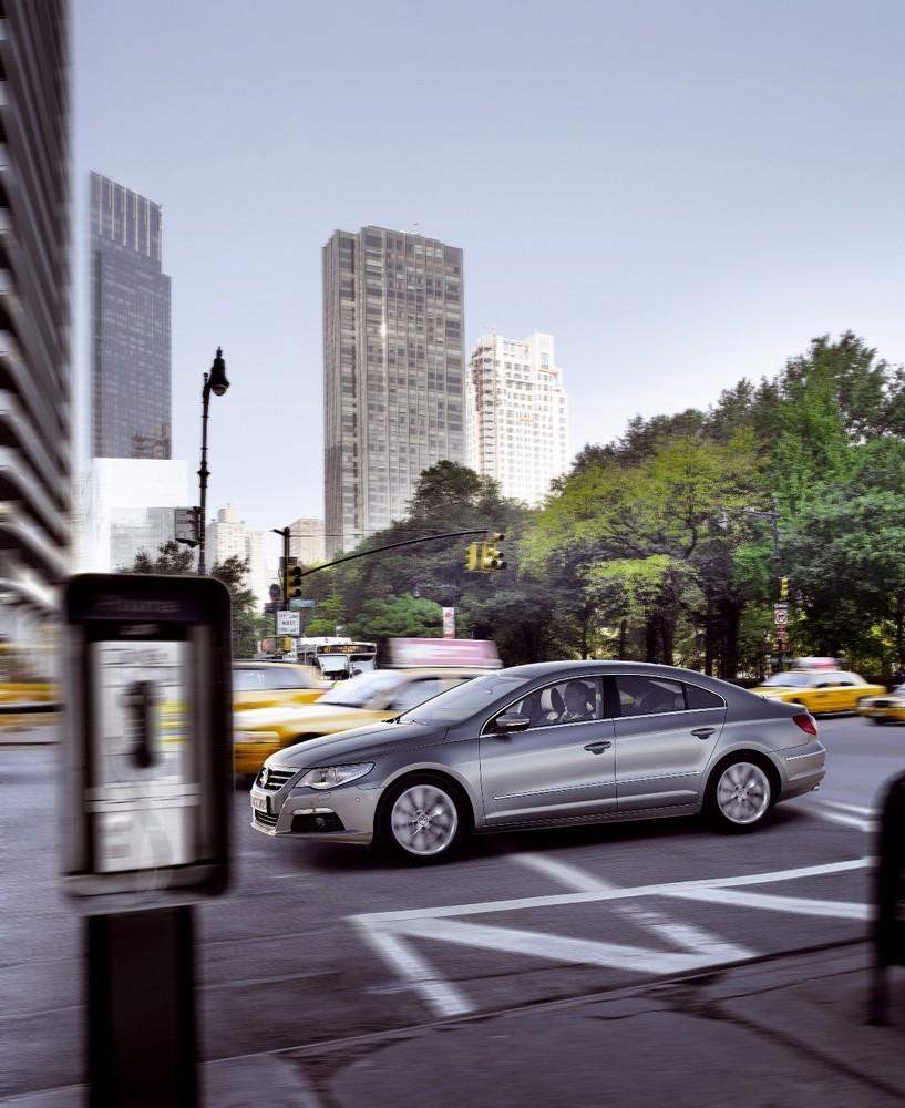 Foto de Volkswagen Passat CC (4/9)