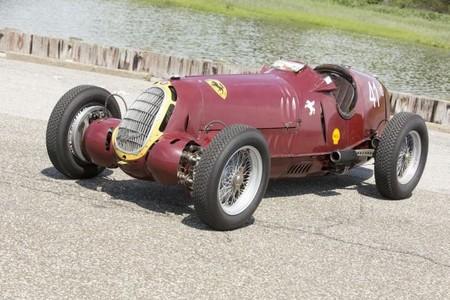 Alfa Romeo 8C-35 Monoposto de 1935 ex-Tazio Nuvolari