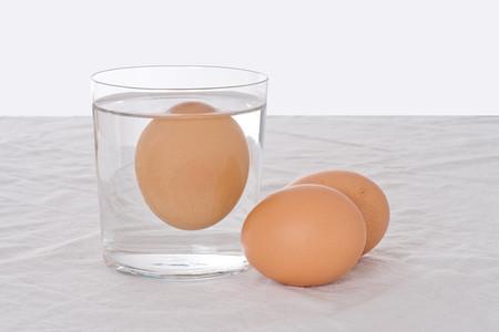 Huevos en Agua