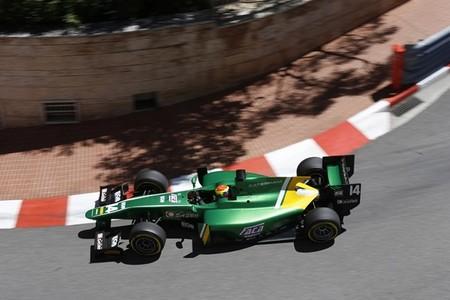 Sergio Canamasas realizará un test aerodinámico con Caterham
