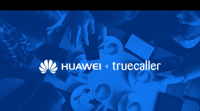 Truecaller Huawei®