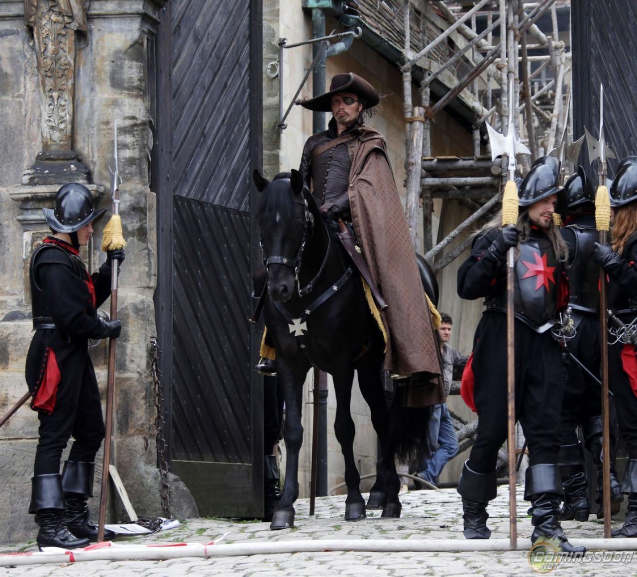 Foto de 'The Three Musketeers', primeras imágenes (1/10)