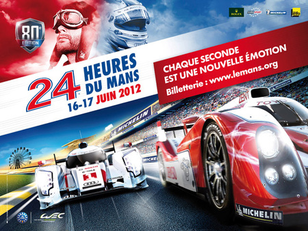 24 horas de Le Mans 2012: seguimiento LIVE