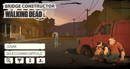 Puentes, zombis y mucha lógica: Bridge Constructor: The Walking Dead ya disponible en Android