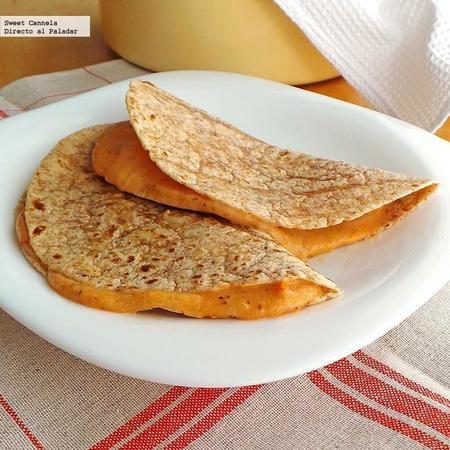 Disfrutando con las quesadillas norteñas y muchas más recetas mexicanas de Directo al Paladar México (XXI)