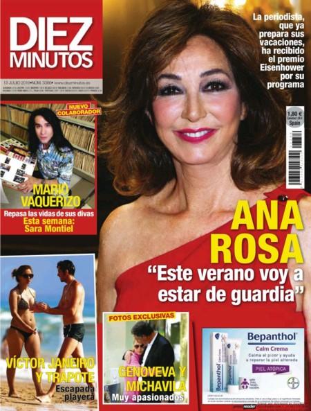 Ana Rosa... o el Joker