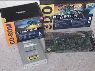 3DO Blaster