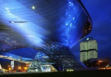 BMW Welt: el gran espacio de BMW en Munich