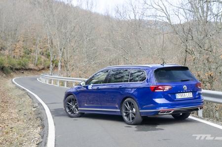Volkswagen Passat 2020 Prueba 024