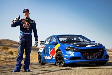 Travis Pastrana competirá de nuevo en el Global RallyCross Championship