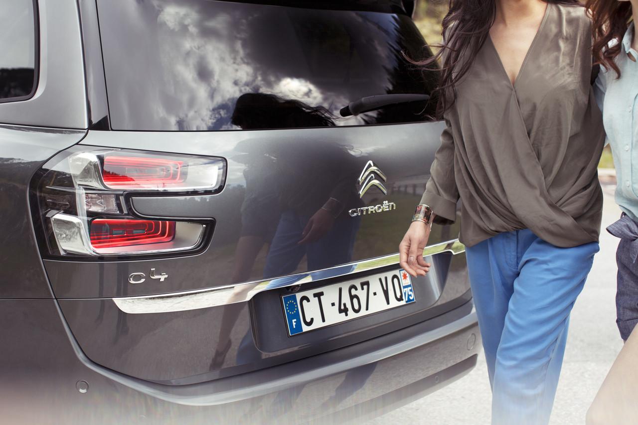 Foto de Citroën C4 Picasso y Grand C4 Picasso (81/152)