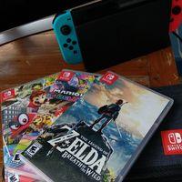 Nintendo Switch supera todas las expectativas: vende 14.86 millones de unidades en menos de un año