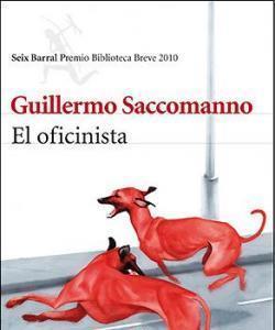 'El oficinista' de Guillermo Saccomanno