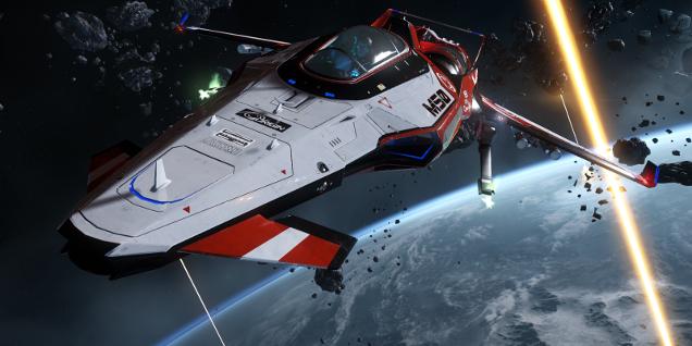 Star Citizen se actualiza a la versión 2.5 y suma naves, mejoras y la estación pirata Grim HEX
