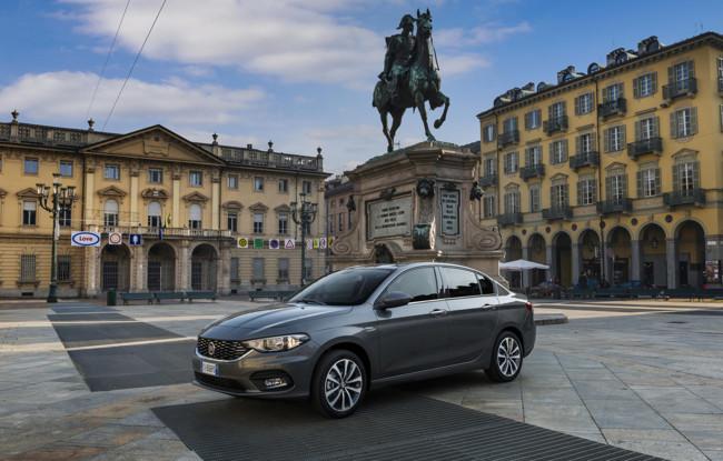 Fiat Tipo, la apuesta de la marca italiana para el segmento de los compactos