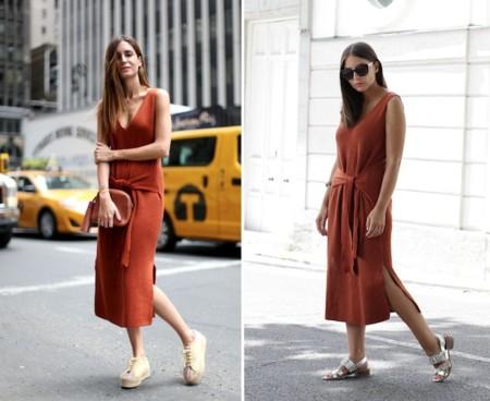 Duelo Vestido Zara