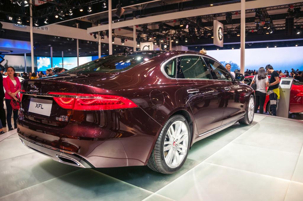 Jaguar XF L