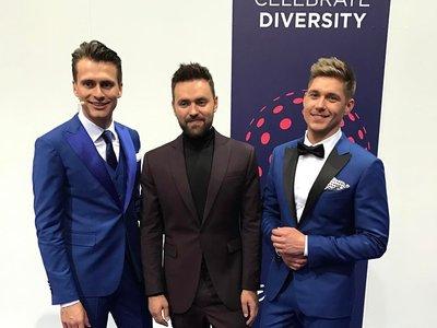 Eurovisión no sólo es música, y el estilo de sus conductores lo confirma (que es para tomar nota)