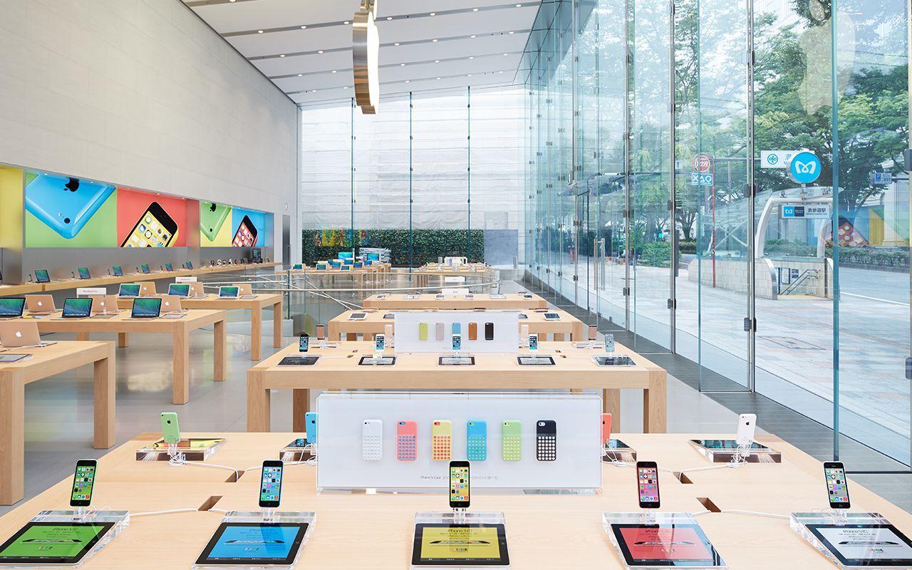 Foto de Apple Store Omotesando (6/12)