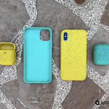 Nuevas fundas ECO para iPhone y AirPods de Vica: colores veraniegos que cuidan el medioambiente