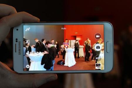 Cámara Galaxy S5
