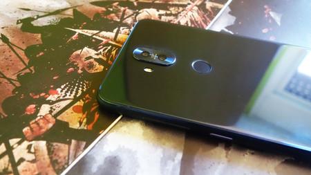 Zenfone 5 Lite Back