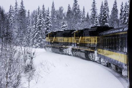 27 Alaska Railroad