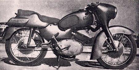 Moan la moto anfivia