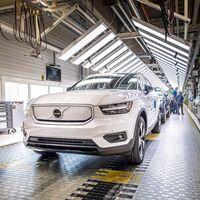 Volvo ya no tendrá motores Volvo: Aurobay será su propio fabricante compartido con Geely, y no sólo para coches eléctricos