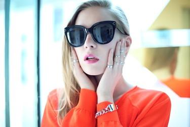 Gafas de sol que se han convertido en un clásico. Flechazos de shopping