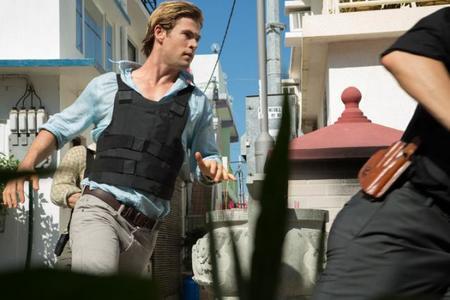 Chris Hemsworth Imagen De La Pelicula 2015
