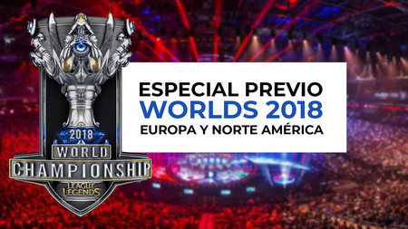Un repaso a los 24 equipos de Worlds 2018 de LoL: Europa y Norteamérica