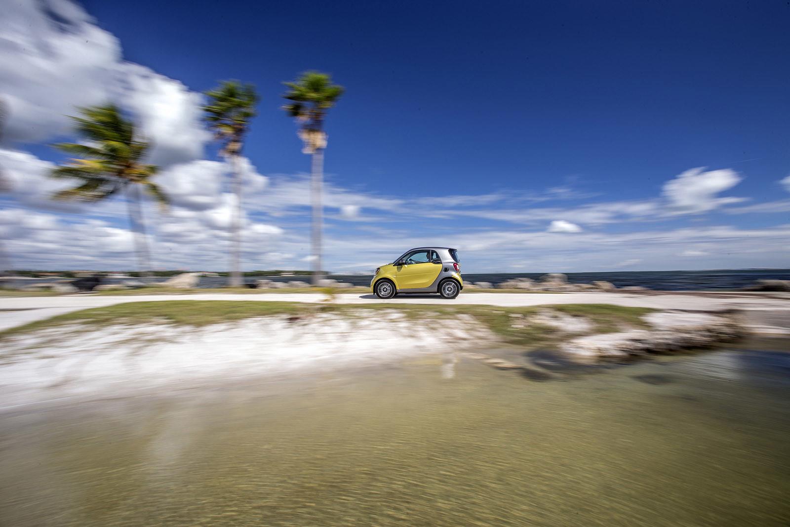 Foto de smart fortwo Electric Drive, toma de contacto (204/313)