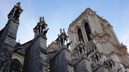 Catedral De Notre Dame Imagenes Antes Del Incendio 15 De Abril 31