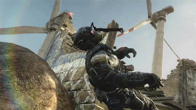 Black Ops II tomahawk