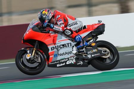 Andrea Dovizioso Gp Catar Motogp 2018