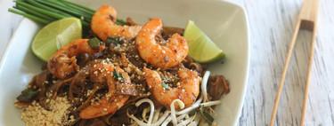 Receta de Pad Thai, el plato más sabroso de la cocina de Tailandia, al alcance de todos