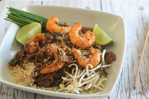 Receta De Pad Thai, El Plato Más Sabroso De La Cocina De Tailandia, Al