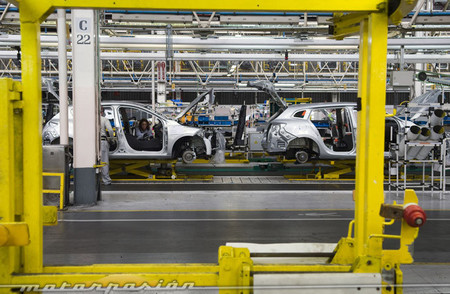 Fábrica Renault de Palencia