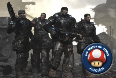 Lo mejor de 2006: Mejor juego de acción