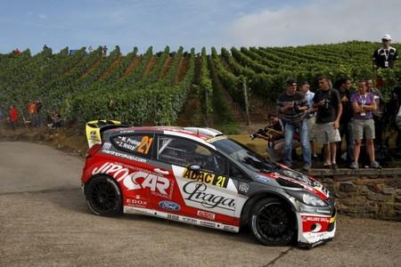 Martin Prokop correrá al menos 10 rallyes del WRC en 2013