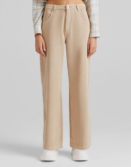 Pantalon Wide Leg Pana