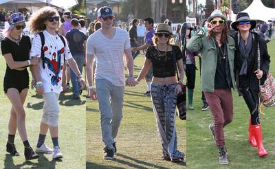 Estilo en Coachella: ¿Cómo acertar y qué ponerse para un festival de música?