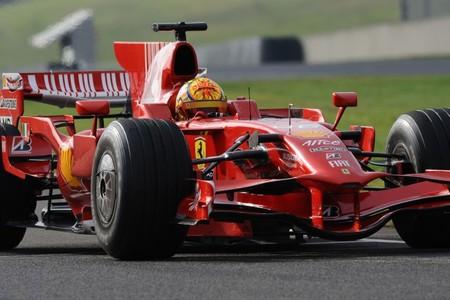 Valentino Rossi dice que está demasiado viejo para la Fórmula 1