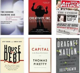 Los mejores libros de negocios del 2014