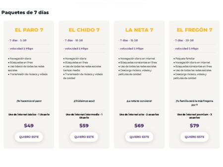 Cuentacon Omv Mexico Paquetes 7 Siete Dias