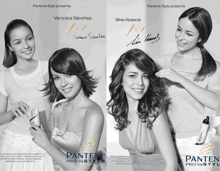 Las nuevas caras de Pantene
