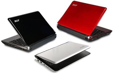 El Acer Aspire One acogerá discos SSD y Linux