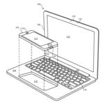 """Apple patenta un """"MacBook tonto"""" para funcionar con los iPhone y los iPad"""